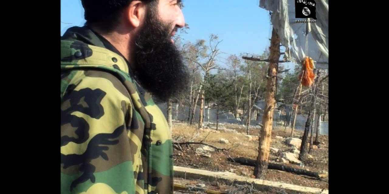 Syria: A Chechen Fighter's Eulogy To Sayfullakh Shishani