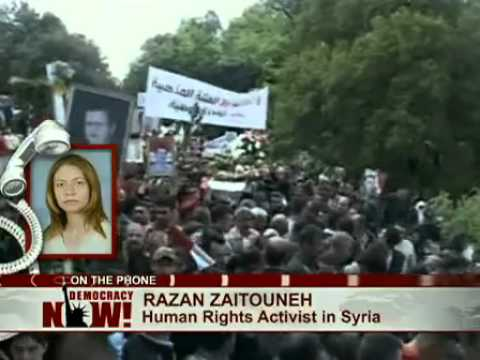 Syria Spotlight: The Kidnapping of Razan Zaitouneh