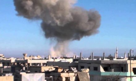 Syria Today, Dec 25: Barrel Bombs for Christmas