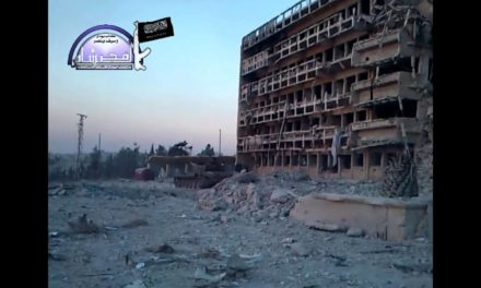 Syria Today, Dec 21: Insurgent Breakthrough in Aleppo