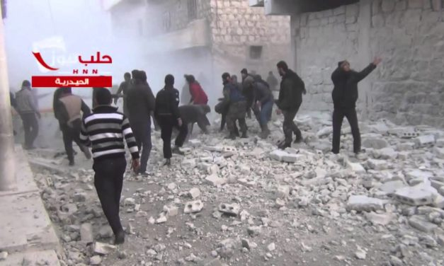 Syria Today, Dec 16: Regime Resumes Bombing of Aleppo, After 100+ Killed at Weekend