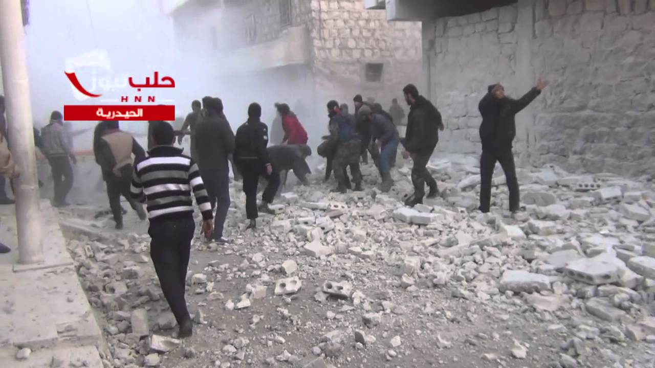 Syria Today: Regime Bombing From Aleppo to Damascus Kills