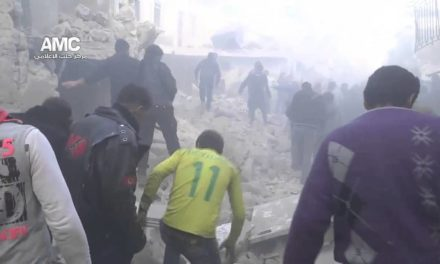 Syria Today, Dec 18: Regime Continues Deadly Bombing of Aleppo