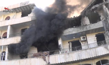 "Syria Today, Dec 20: When Will Regime Stop ""Terror Bombing"" of Aleppo?"