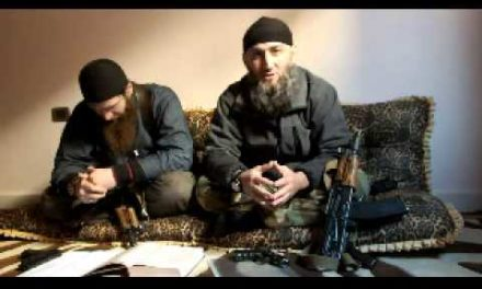 Syria: Umar al-Shishani of ISIS On Need For Unity, & Division of Spoils According to Rules of Jihad