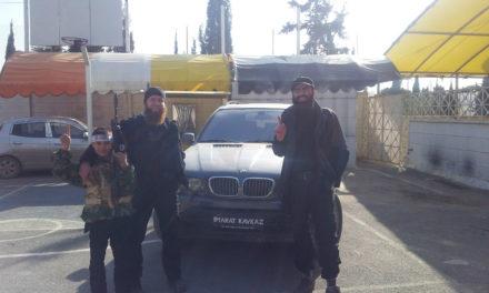 "Syria: Chechen Jihadi Sayfullakh Slams ""Fitna"" Between ISIS & Insurgents"