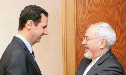 """Iran Daily, Jan 16: Foreign Minister Zarif's """"Tour for Syria"""""""