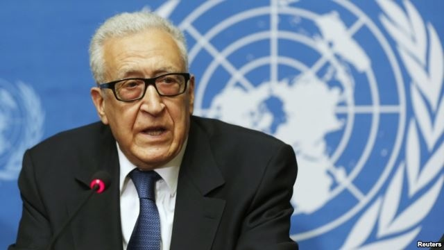 "Syria Daily, Feb 12: Geneva II — No Advance Despite Brahimi's ""Tons of Patience"""