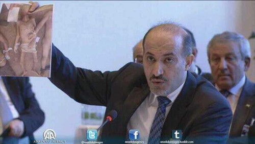 Syria Document: Opposition Proposal at Geneva II Conference