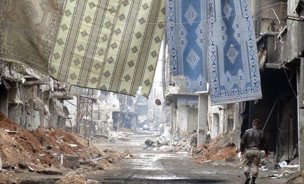 Syria: 15 Minutes Between Glitz & Devastation in Damascus