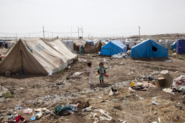 Syria: Refugees In Iraqi Kurdistan Face Increasing Hardships (Amnesty International)