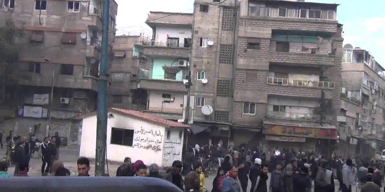 "Syria: Human Rights Watch ""Russia, Iran Should Press Regime on Humanitarian Aid"""