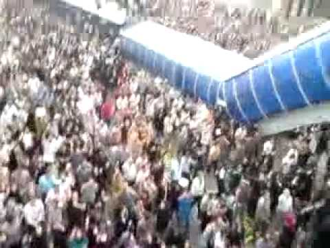 "Iran: Basij Commander ""We Shot at Protesters in 2009"""