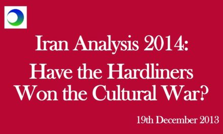Iran: Have Hardliners Defeated Rouhani in Cultural War?