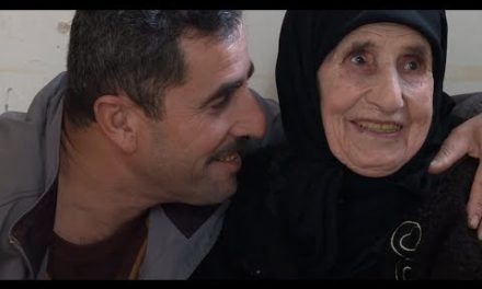 Lebanon: A Syrian Refugee Turns 100