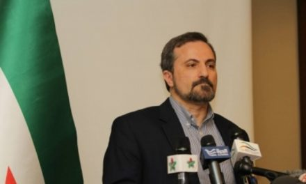 Syria: Opposition Coalition — We'll Come To Geneva II If Int'l Community Agrees To Our Basic Demands
