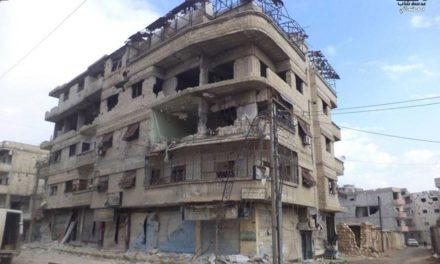 "Syria: Moadamiyya Citizen Journalist Qusai Zakarya ""Faces Death Threats From Maher Assad Aide"" As Town Still Starves"