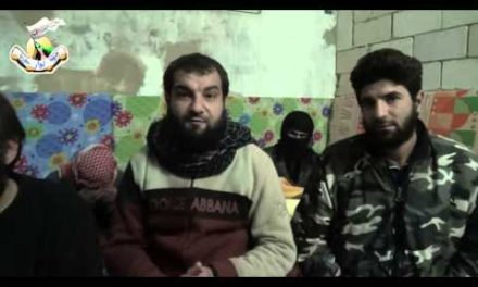 Syria 1st-Hand: Freed Prisoners Speak About Islamic State of Iraq's Torture & Executions