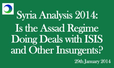 "Syria: ""Alliance"" Between Assad and ISIS?"