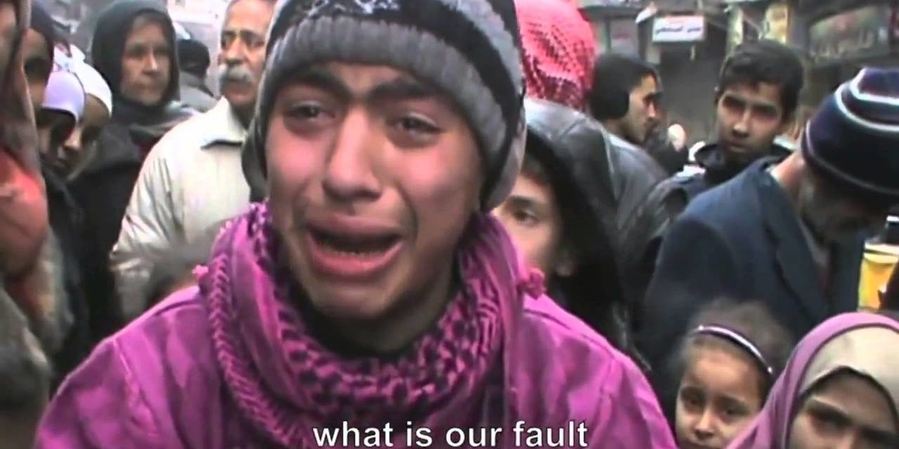 Syria Daily, Jan 16: No Aid for Civilians in Besieged Areas Like Yarmouk