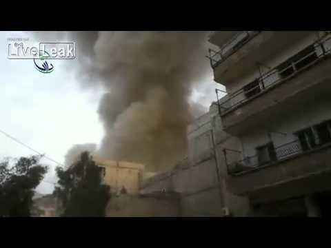 Syria Daily, Jan 26: Assad Regime Talks at Geneva II, Bombs Back Home