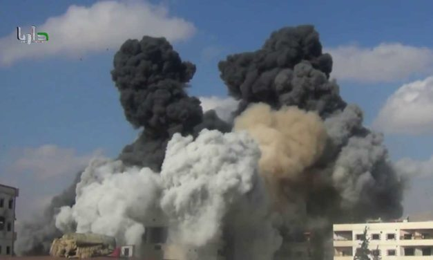 Syria Daily, Jan 30: Regime Bombards Darayya as 100+ Killed Across Country