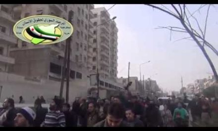 Syria: Insurgents & Protesters Rally v. Islamic State of Iraq