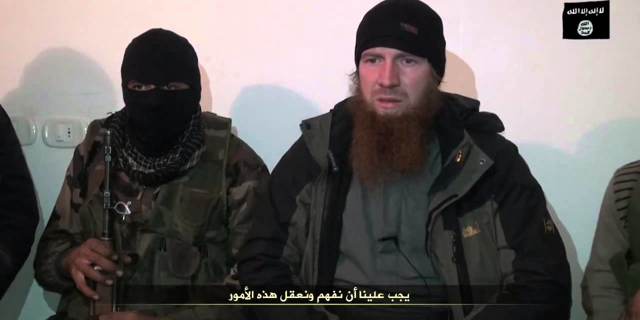 """Syria: ISIS Military Leader Umar Shishani To Syrian People – """"We Didn't Come To Fight You"""""""