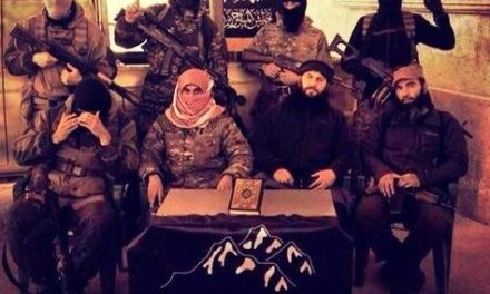 Syria: Chechen-Led Faction Cooperating With Insurgents To Fight Regime UPDATED