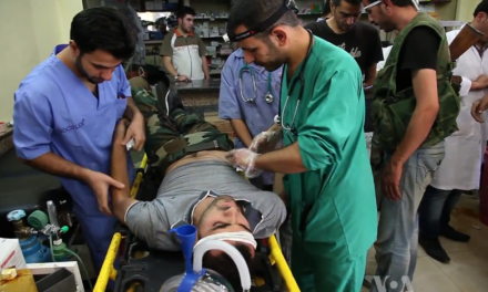Syria Feature: The Destruction of a Medical Community