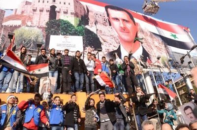 "Syria Daily, April 27: Assad Says ""I Welcome Democracy and Freedom"""