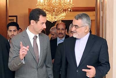 Iran Daily, Feb 27: Tehran Plays Up Support for Assad Regime