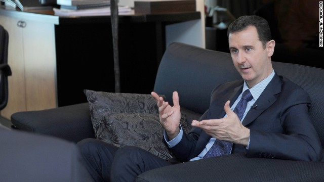 Syria: Assad Regime — What Problem with Chemical Weapons?