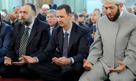 """Syria: Assad Sees Imminent Victory, as """"God Answers Prayers for Rain and Snow"""""""