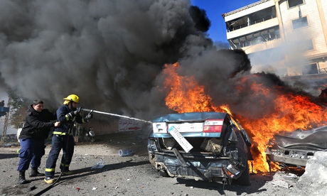 Lebanon: 5 Killed by Latest Beirut Bomb
