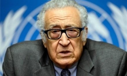 """Syria Daily, Mar 6: UN's Brahimi """"What's the Point in More Talks?"""""""