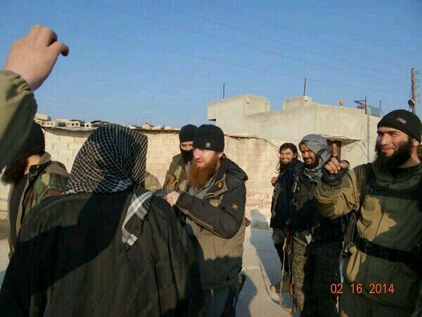 Syria: ISIS Convoy Headed By Umar Shishani Arrives In Azaz