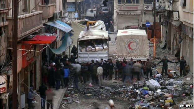 "Syria Op-Ed: ""Sieges Must Be Broken By Any Means Necessary"""