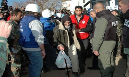 Syria Daily, Feb 10: 300 More Evacuated from Homs on Monday