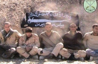 Iran Daily, April 5: Sunni Insurgents Release 4 Kidnapped Border Guards