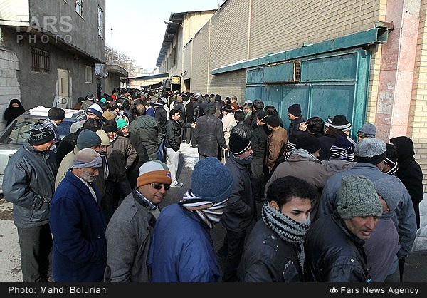 Iran: Rouhani's Problems with Food for Iranians