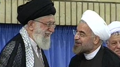 Iran: After Rouhani-Supreme Leader Deal, Grand Ayatollahs Back Government on Nuclear Talks