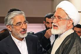 "Iran Daily, Feb 28: ""America's Satanic Plan"" for Release of Opposition Leaders Mousavi & Karroubi"