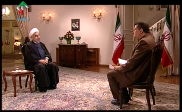 ROUHANI INTERVIEW