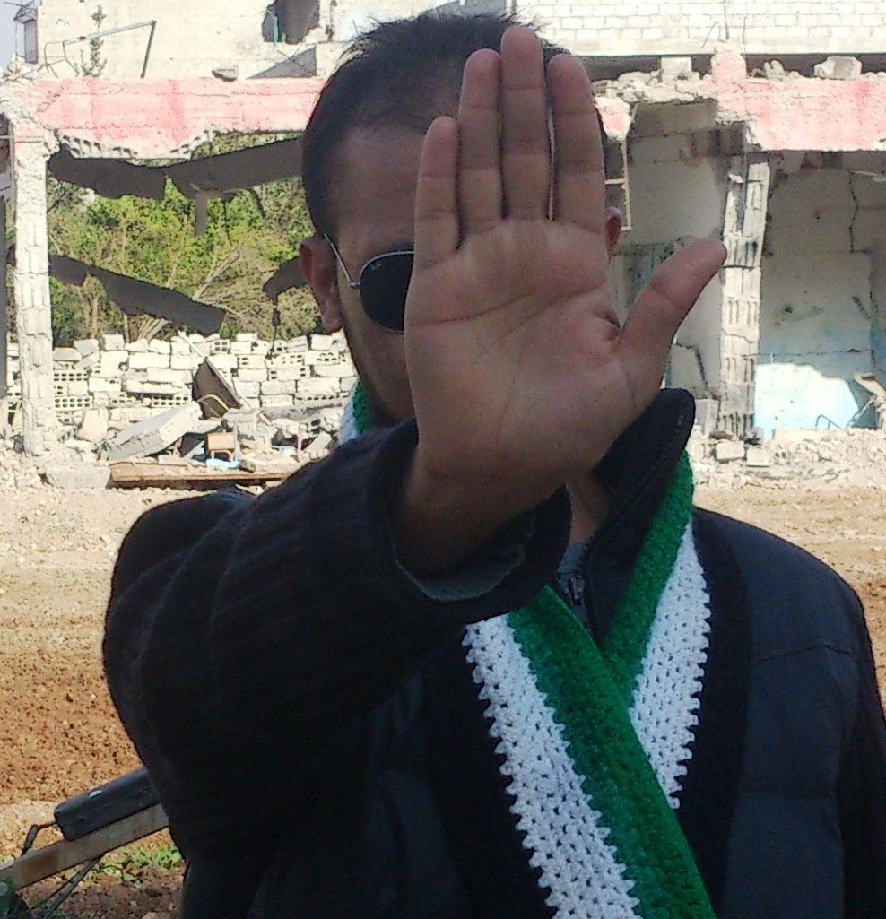 "Syria: Activist Zakarya Leaves Country After Detention ""I Won't Give Up for a Million Years"""