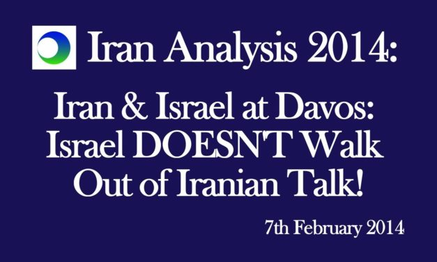 Iran: Is Israel Preparing to Accept a Nuclear Deal?