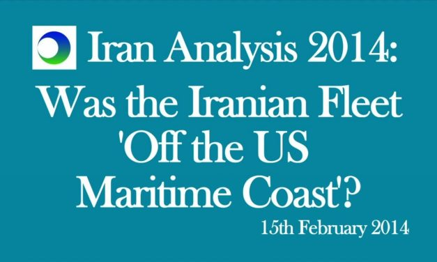Iran: Are Tehran's Warships Near US Coast?