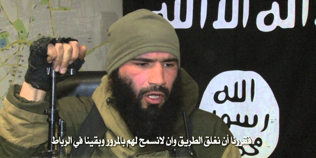Syria: American Jihadi Quits Jabhat al-Nusra Over Weapons Supply To Syrian Revolutionaries Front