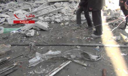 Week Past, Week Ahead: Syria — 100s Die As Regime Escalates Bombing