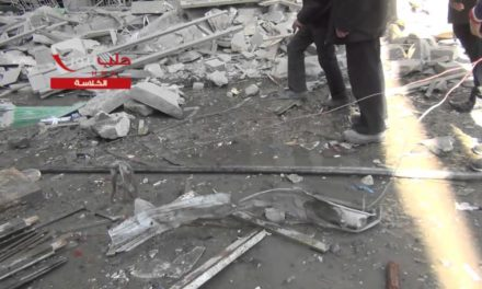 Syria: Barrel Bombs On Aleppo Kill At Least 15